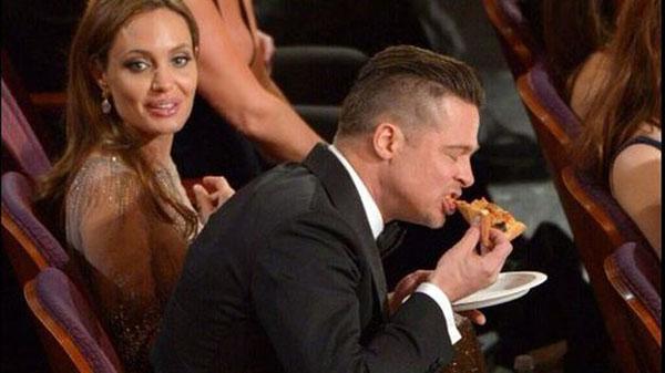 Brad Pitt Pizza